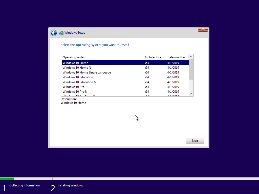 Download Windows 10 May 2019 Update version 1903 32/64 bit ISO